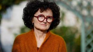 Marie-Hélène Lafon a remporté le prix Renaudot 2020 pour son roman « Histoire du fils » (Buchet-Chastel).