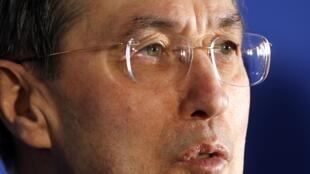 Le ministre français de l'Intérieur, Claude Guéant.