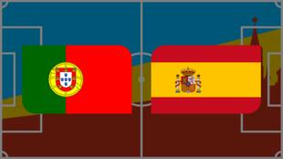 Mundial 2018: Portugal desafia Espanha
