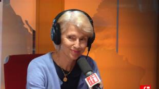 """Véronique Albanel, auteur de «La Fraternité bafouée """"Sortir de la peur du grand remplacement""""»."""