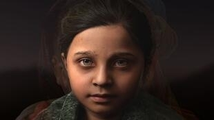 Sofia, une jeune fille robot d'à peine 10 ans.