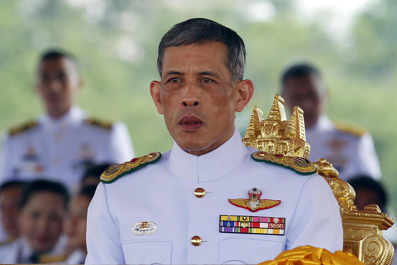Thái tử Vajiralongkorn, vị vua tương lai của Thái Lan với tên gọi Rama X.