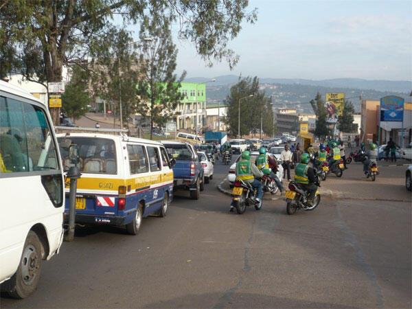 Vue du centre-ville de Kigali (image d'illustration).