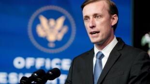 被拜登提名担任下任美国国安顾问的杰克·苏利文资料图片