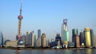 上海浦東陸家嘴