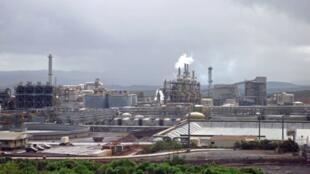 L'usine Vale de Nouméa est au cœur d'un bras de fer politiques entre les indépendantistes et les loyalistes.