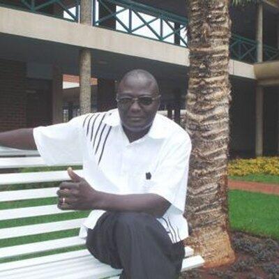 Ugandan AIDS campaigner Elvis Basudde