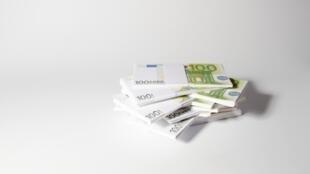 L'inflation en France sur un an est de 2,2%.