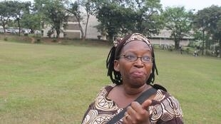 Mwanaharakati nchini Uganda Dokta Stella Nyanzi
