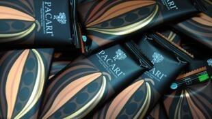 Des tablettes de chocolat Pacari.