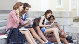 Os jovens são os mais atingidos pelo desemprego em toda a Europa.