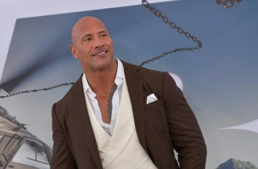 US actor Dwayne Johnson uses his A-list clout to secure lucrative profit-sharing movie deals on top of eight-figure fees
