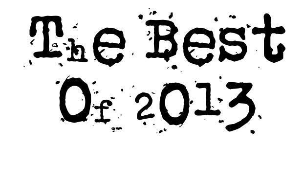 Best of 2013.