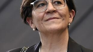 La ministre italienne de la Défense Elisabetta Trenta (ici en juin 2018).