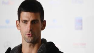 Novak Djokovic a reconnu avoir été approché à Saint-Pétersbourg.