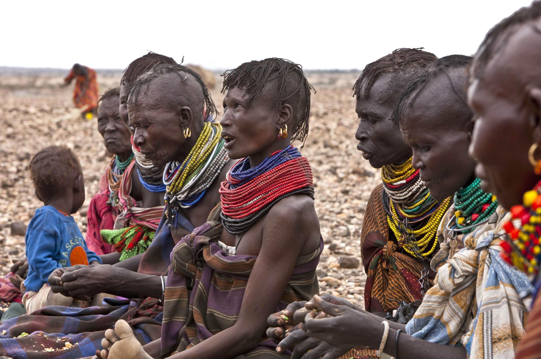Wakazi wa eneo la Turkana kaskazini mwa Kenya
