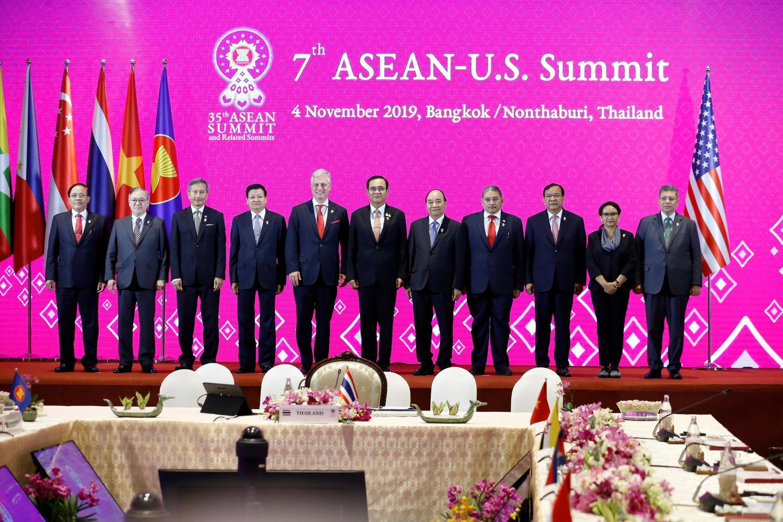 ASEAN-United States Summit in Bangkok