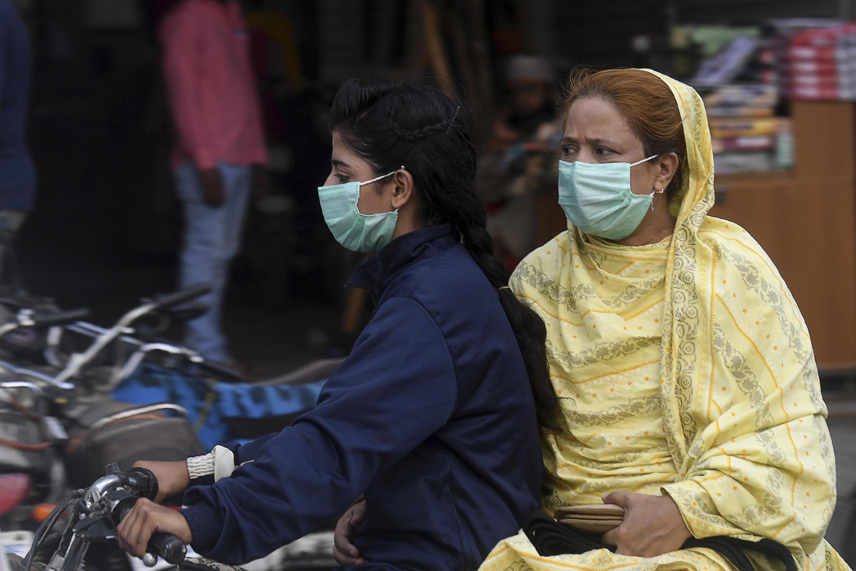 Dans les rues de Karachi, comme dans le reste du Pakistan, les restrictions ont été levées début juin 2020.
