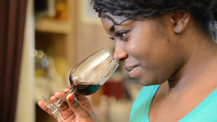 La cata del vino.