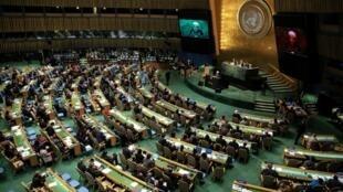 هفتاد و دومین اجلاس مجمع عمومی سازمان ملل متحد - تصویر آرشیوی
