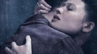 Affiche du film «La douleur» d'après Marguerite Duras, réalisé par Emmanuel Finkiel et avec Mélanie Thierry.