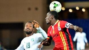 Uganda ikimenyana na Ivory Coast