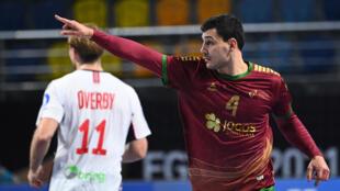 Pedro Portela - Portugal - Andebol - Handball - Desporto - Selecção Portuguesa