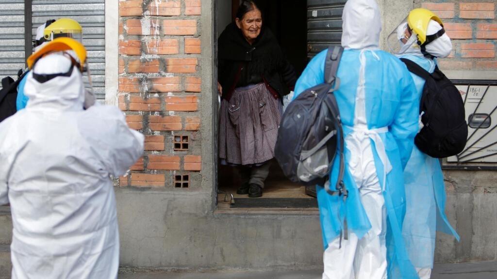 Coronavirus: la Bolivie dépassée à son tour par l'épidémie