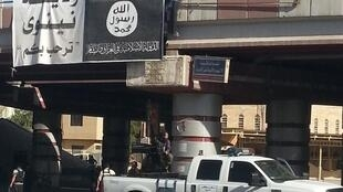 La ville irakienne de Mossoul a été conquise par les jihadistes du groupe Etat islamique il y a un an.