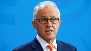 澳大利亚总理成了北京的眼中钉。