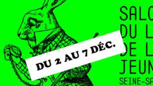Le Salon du Livre et de la Presse Jeunesse 2015, c'est à Montreuil, du 2 au 7 décembre 2015.