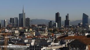 Le quartier d'affaires milanais, Porta Nuova, a été acheté par le fonds souverain du Qatar.