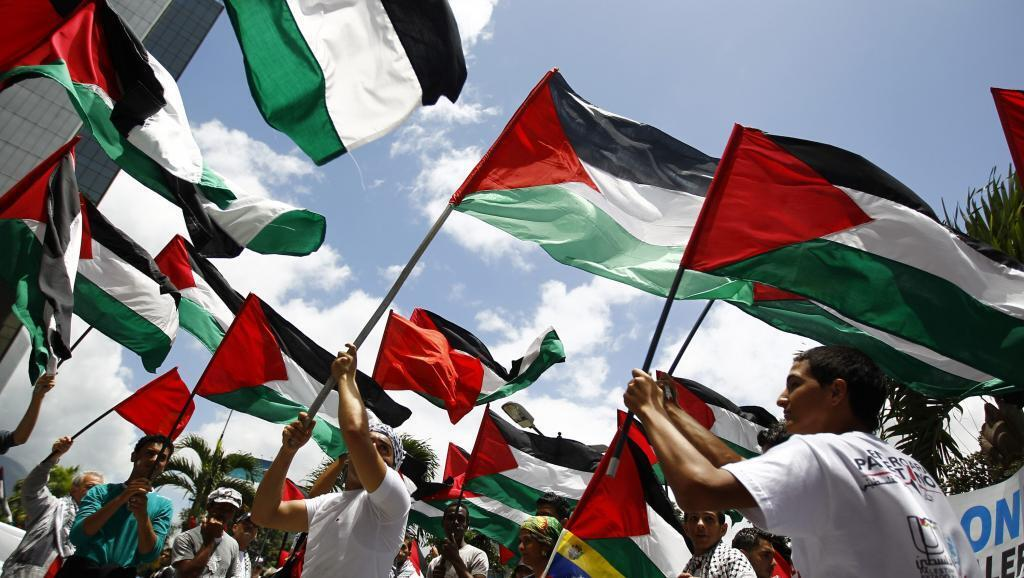 ONU aprova hastear da bandeira da Palestina na sede das Nações Unidas em Nova York.