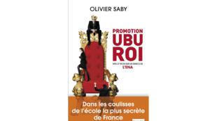 «Promotion Ubu roi», d'Olivier Saby aux éditions Flammarion.