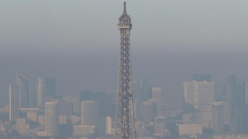 French government fined 10 million euros for failure to reduce air pollution