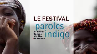 Festival Paroles Indigo à Arles.