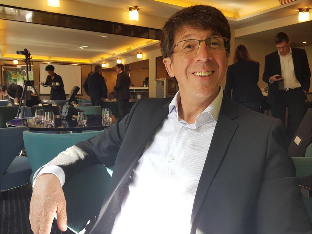 Éric Birlouez, ingénieur agronome et sociologue de l'agriculture et de l'alimentation, président de l'IPLC.