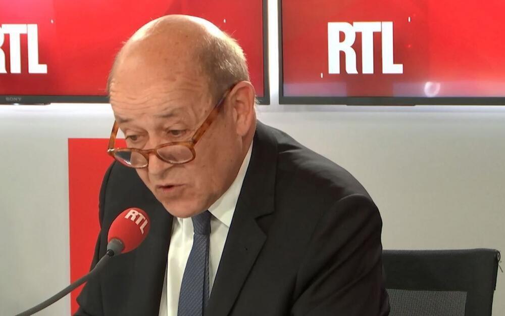 """ژان-ایو لودریان چهارشنبه ۹ مه، در مصاحبهای در تلویزیون فرانسوی """"اِر تِ اِل"""" گفت، وی و همتایان آلمانی و بریتانیائیش دوشنبه آینده، ۱۴ مه/ ۲۴ اردیبهشت، با نمایندگان جمهوری اسلامی ملاقات خواهند کرد."""