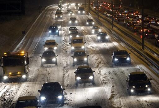Les transports représentent près d'un quart des émissions de gaz à effet de serre.