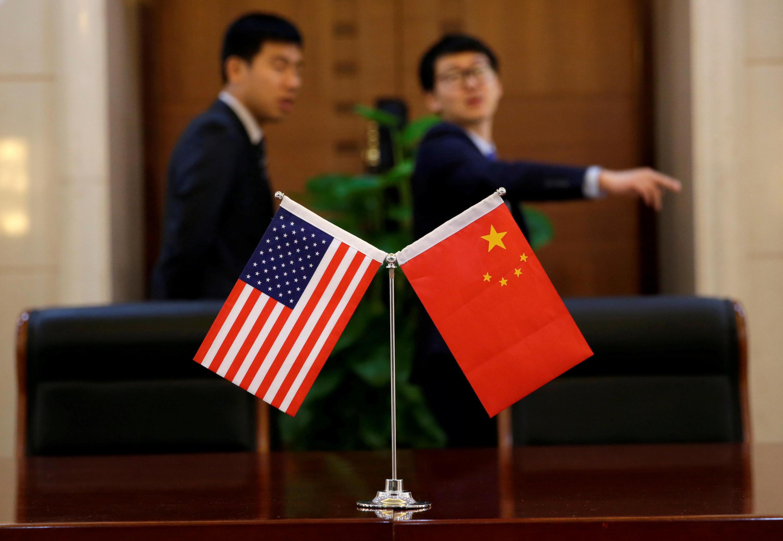 Trung Quốc và Hoa Kỳ, hai cường quốc kinh tế thế giới đang lao vào cuộc chiến thương mại.