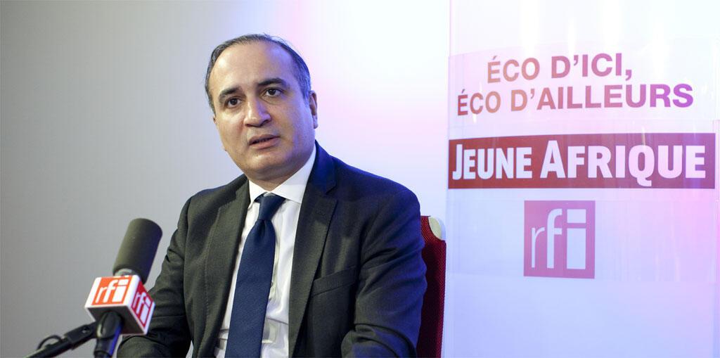 Kamal Benkoussa.