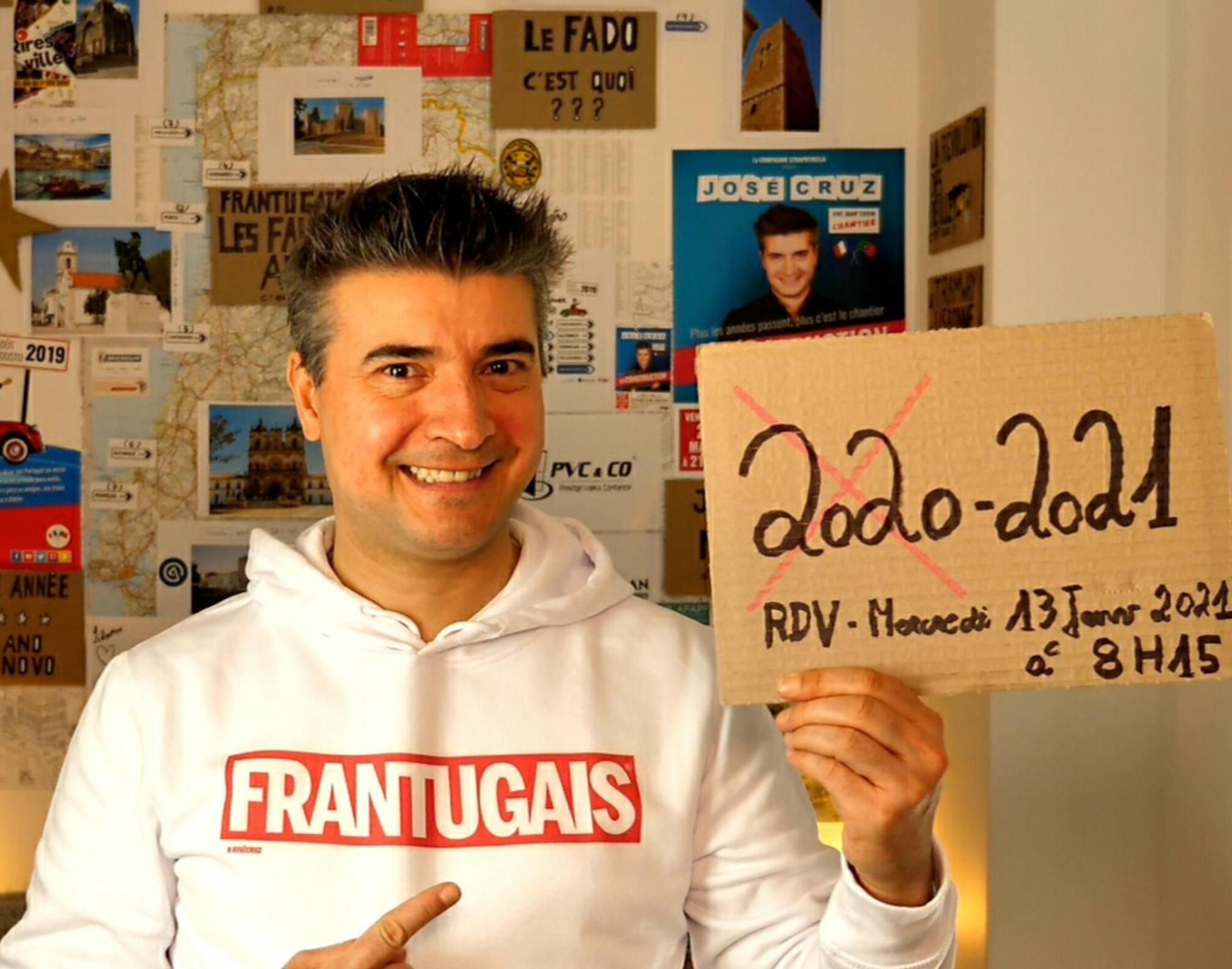 José Cruz - Cultura - Teatro - Moda - Economia - França - Culture - Frantugais