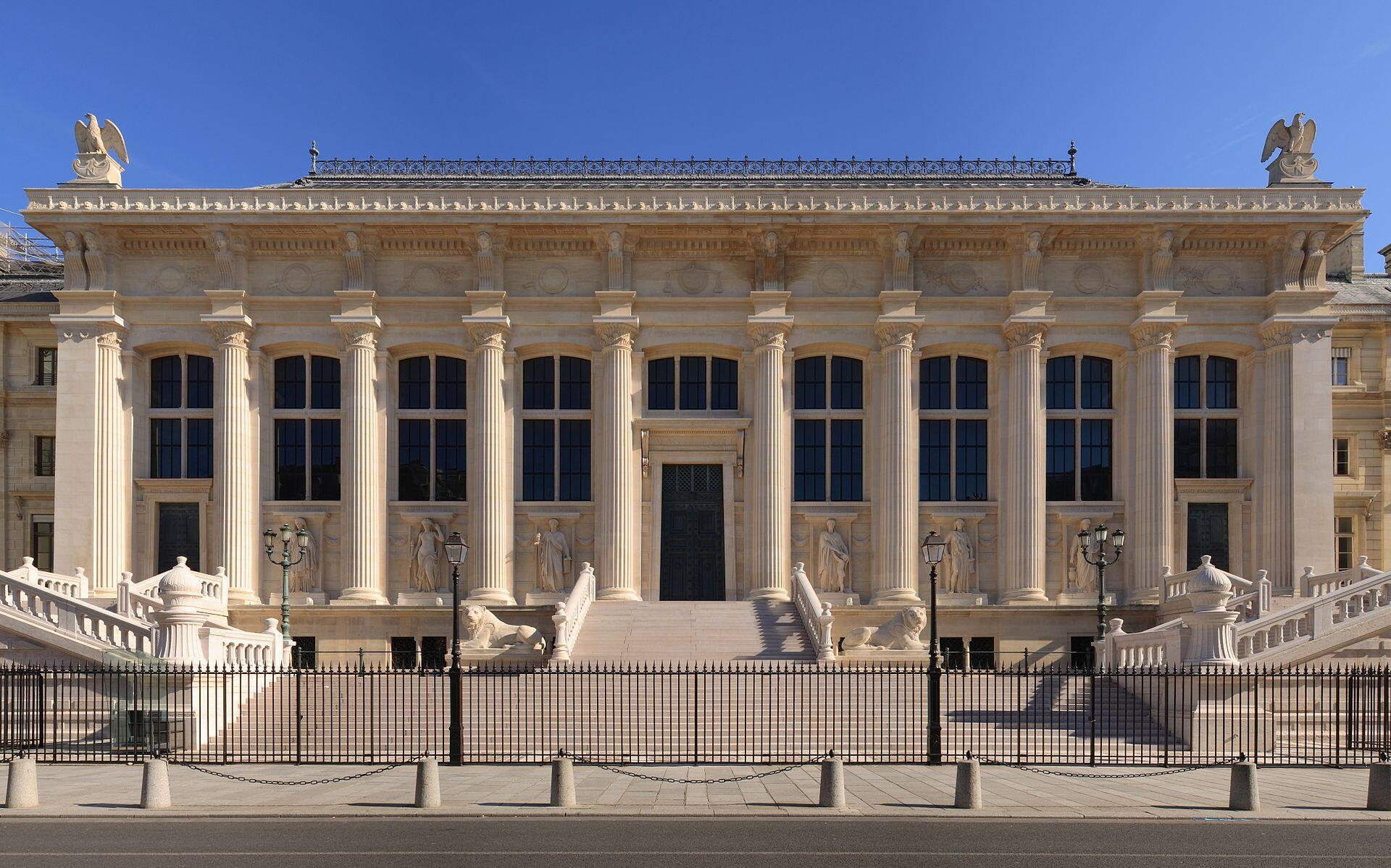 The Paris court of appeals. The court ruled that the employer of a man who died of a heart attack while having sex on a business trip is liable for costs related to his death.