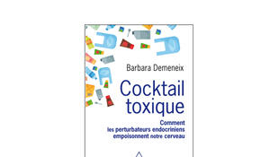 Couverture «Cocktail toxique», de Barbara Demeneix.