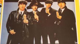 Disco de vinil dos Beatles, muito procurado pelos colecionadores.