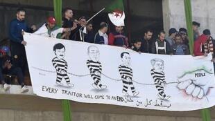 Saïd Bouteflika, frère du président déchu algérien Abdelaziz Bouteflika, les généraux Toufik et Tartag, et Louisa Hanoune, la cheffe du Parti des travailleurs (PT, trotskiste), sont poursuivis pour « complot ».