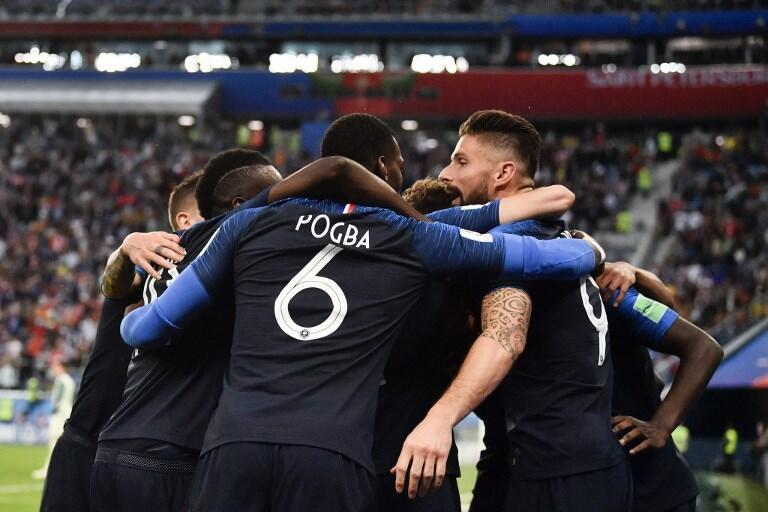France beat Belgium 1-0 on Tuesday to qualify for the World Cup final, where they will seek their second-ever championship on Sunday.