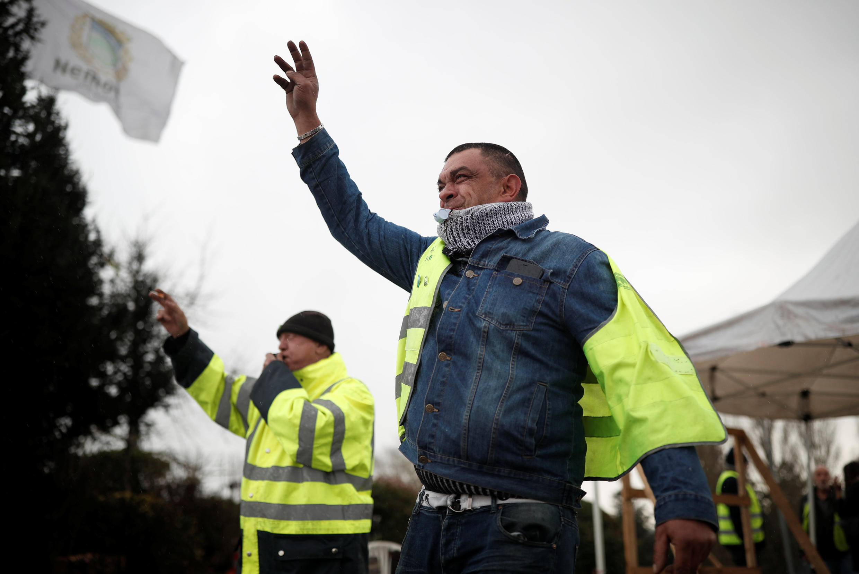 En la capital estarán 5.000 policías de los 80.000 desplegados en toda Francia.