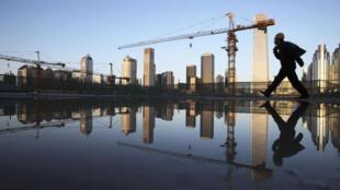 El volumen total del PIB de China ascendió a 1,46 billones de euros.