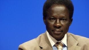 Ibrahima Fall, ancien diplomate, ancien responsable des Nations unies et professeur d'université.